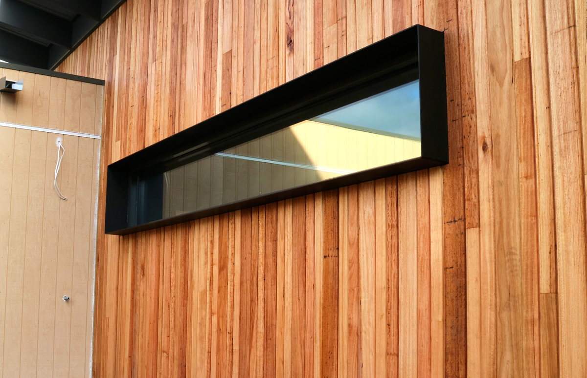 External timber cladding wr timbers
